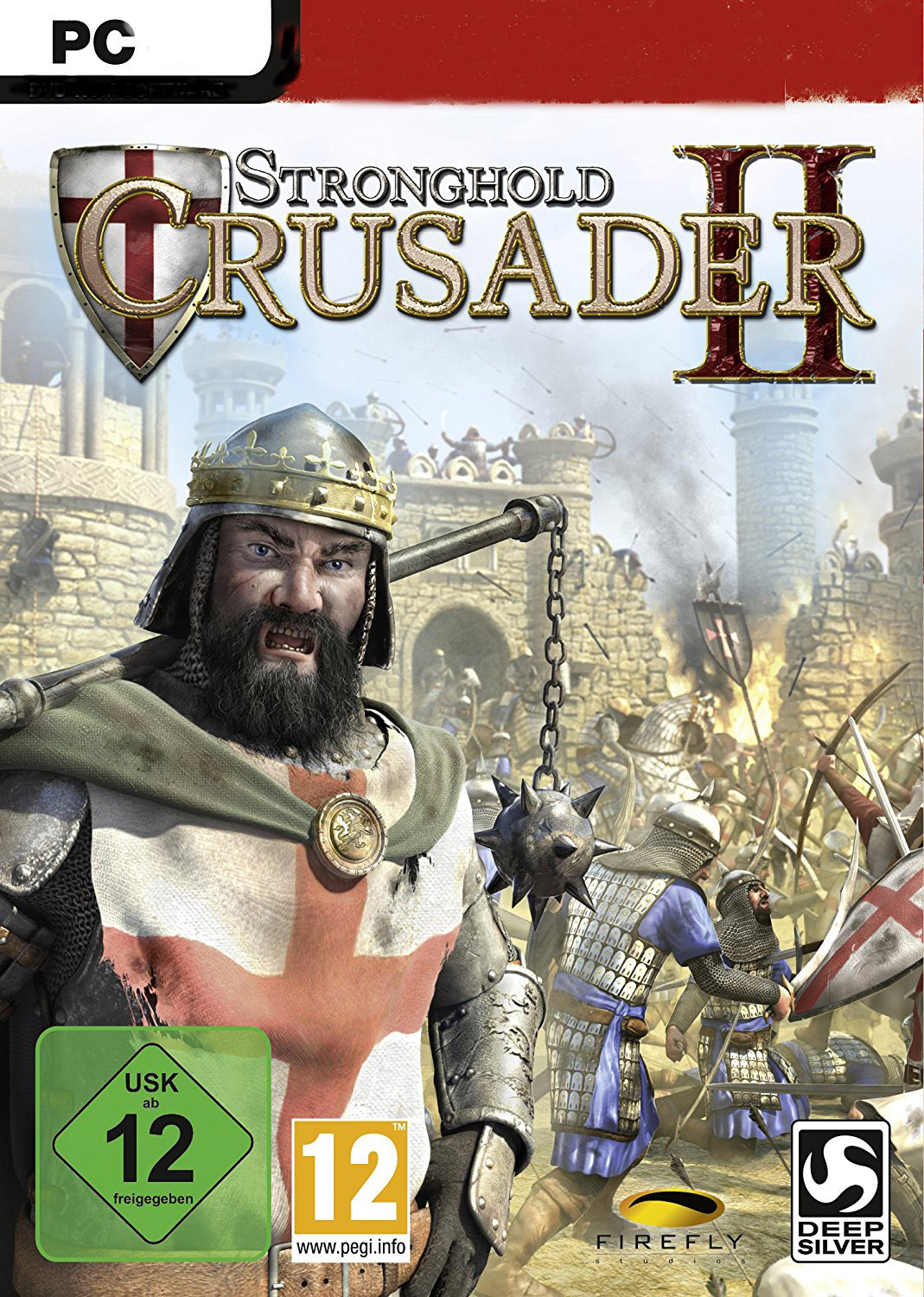 Official Stronghold Crusader 2 (PC)
