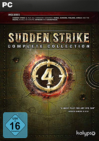 Sudden Strike 4 Complete Collection (PC/EU)