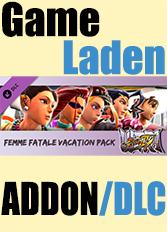 Official Super Street Fighter IV: Summer Femme Fatale Pack (PC)