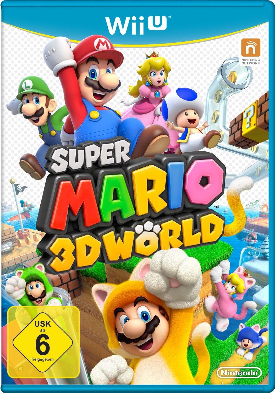 Official Super Mario World 3D - Nintendo eShop Code (Wii U/EU/Digital Download Code)