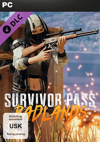 Official Survivor Pass: Badlands (DLC)