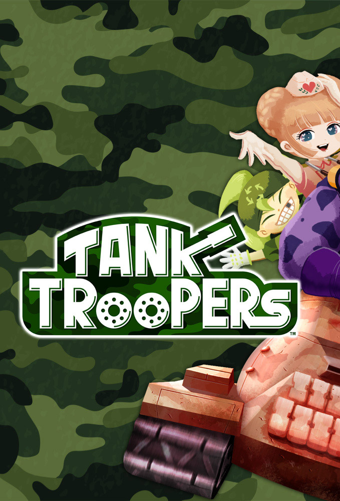 Official Tank Troopers - Nintendo eShop Code (3DS/EU/Digital Download Code)