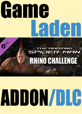 Official The Amazing Spider-Man: Rhino Challenge (PC)
