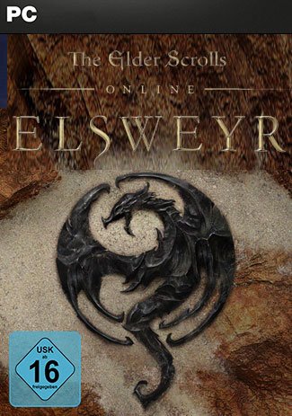 Official The Elder Scrolls Online - Elsweyr (PC/Mac/EU)