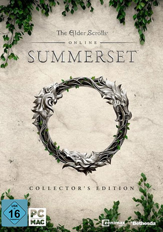 Official The Elder Scrolls Online: Summerset - Collectors Edition (PC/Mac)