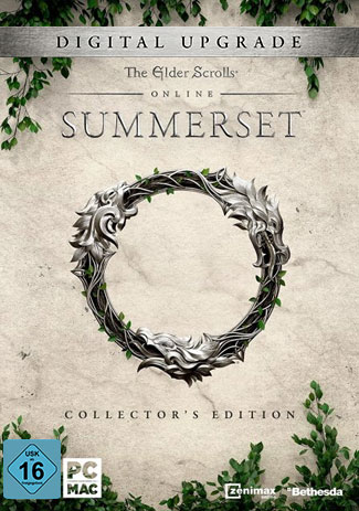 Official The Elder Scrolls Online: Summerset - Collectors Edition Upgrade (PC/Mac)