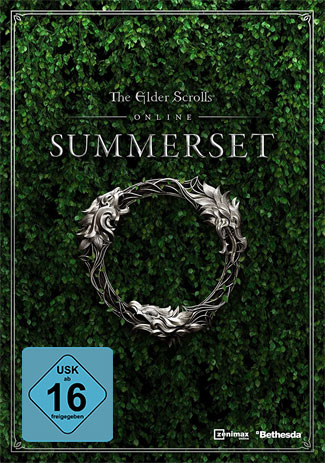 Official The Elder Scrolls Online: Summerset - Standard Edition (PC/Mac)