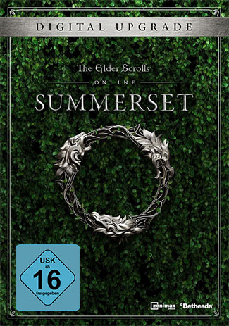 Official The Elder Scrolls Online: Summerset Upgrade (PC/Mac)
