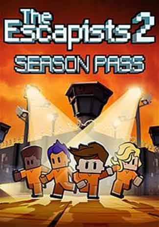 Official The Escapists 2 Season Pass (PC)