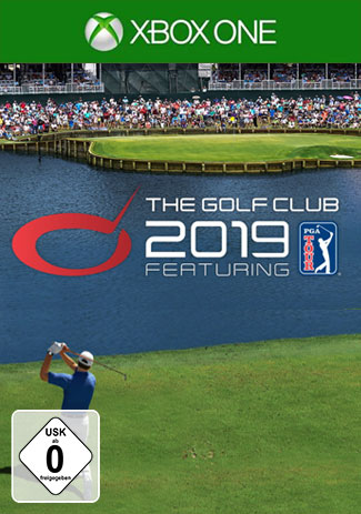 Official The Golf Club 2019 featuring PGA TOUR (Xbox One Download Code)