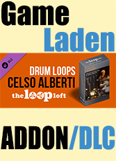 Official The Loop Loft - Celso Alberti - Brazilion Drums & Percussion Vol. 1