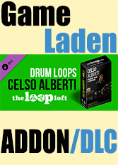 Official The Loop Loft - Celso Alberti - Brazilion Drums & Percussion Vol. 2