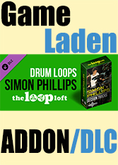 Official The Loop Loft - Simon Phillips - Session Tracks (PC)