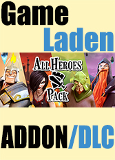 Official The Mighty Quest For Epic Loot - All Heroes Pack (PC)