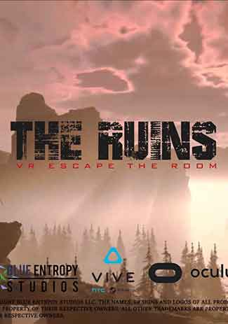 Official The Ruins: VR Escape the Room (PC)