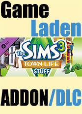 Official The Sims 3 Town Life Stuff (PC)