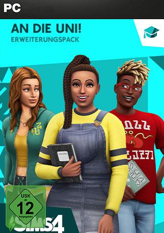 Die Sims 4 An die Uni (PC)
