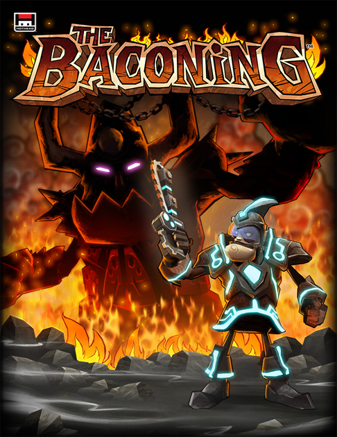 Official The Baconing DLC (PC)