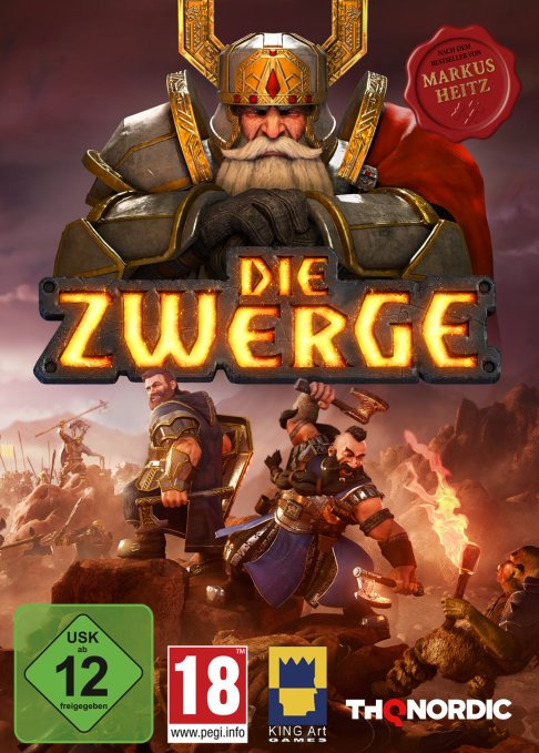 Official The Dwarves (Die Zwerge) (PC)