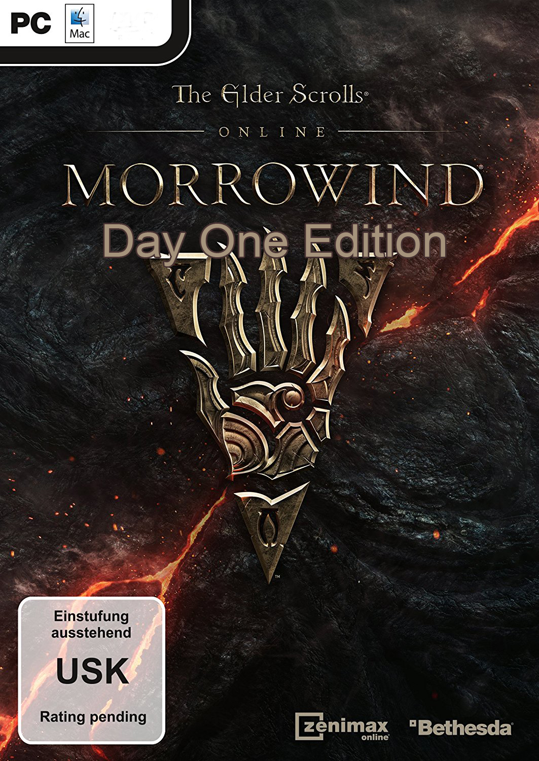 Official The Elder Scrolls Online - Morrowind Digital Collector's Edition Upgrade (PC/EU)