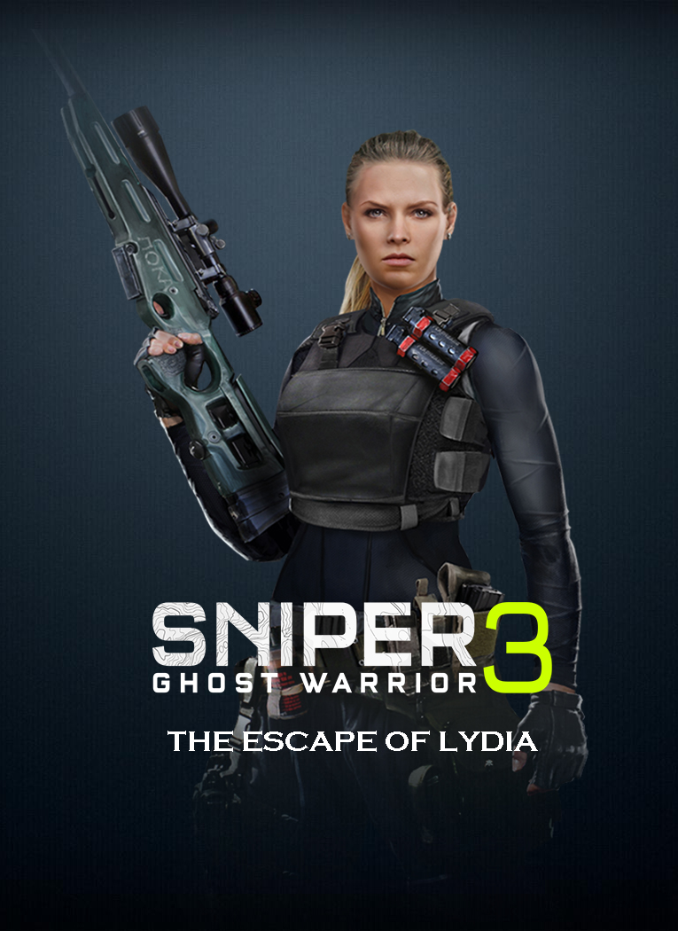 Official Sniper Ghost Warrior 3 - THE ESCAPE OF LYDIA Addon (PC)