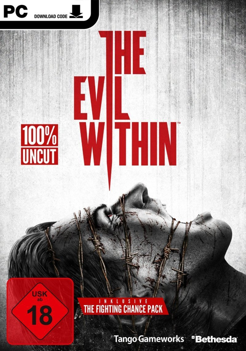 Official The Evil Within (PC)