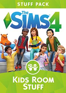 Official Die Sims 4 Kinderzimmer-Accessoires (PC) (Guthaben Code - nur DE)