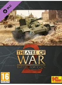 Official Theatre of War: Battle for Caen DLC (PC)