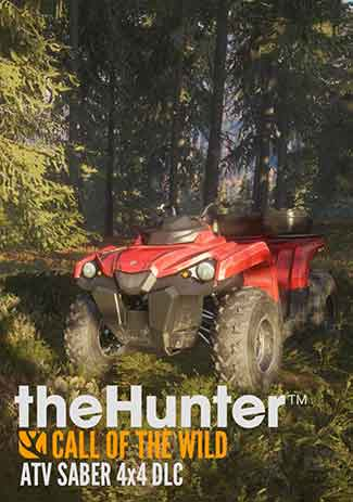 Official theHunter: Call of the Wild - ATV SABER 4X4 (PC)