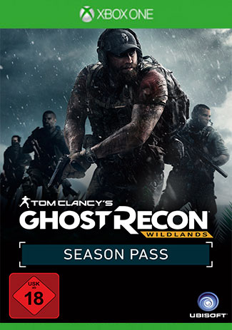 Official Tom Clancy's Ghost Recon Wildlands - Season Pass (Xbox One Download Code)