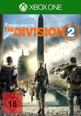 Tom Clancy's The Division 2 - Standard Edition (Xbox One Download Code)