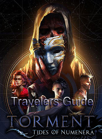 Official Torment: Tides of Numenera - Travelers Guide (PC)
