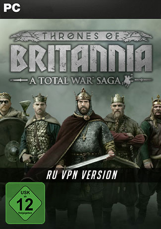 Official Total War Saga Thrones of Britannia RU Version (PC)