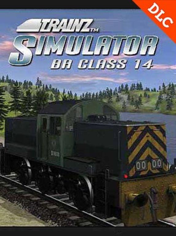 Trainz Simulator - BR Class 14 DLC (PC)