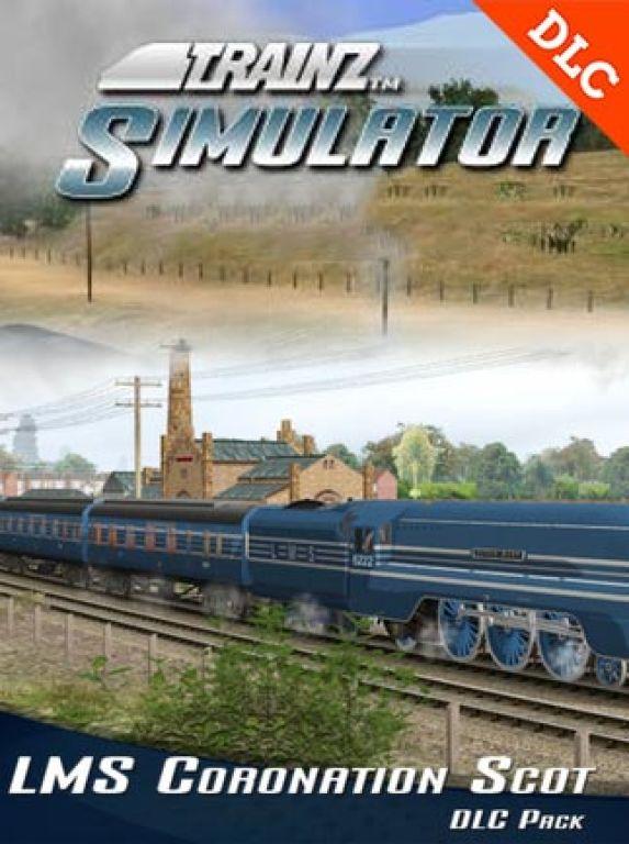 Official Trainz Simulator - Coronation Scot DLC (PC)