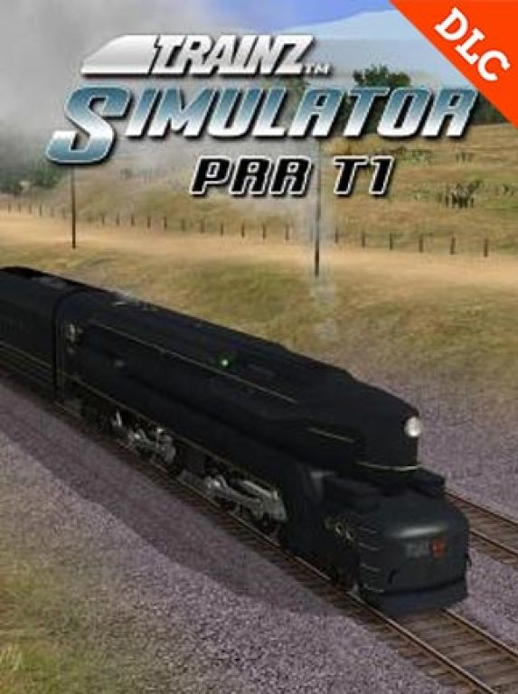 Official Trainz Simulator - PRRT1 DLC (PC)