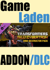 Official Transformers: Fall of Cybertron - DINOBOT Destructor Pack (PC)