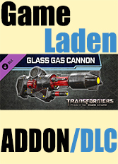 Official Transformers: Rise of the Dark Spark - Glass Gas Cannon Weapon (PC)