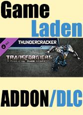 Transformers: Rise of the Dark Spark - Thundercracker Character (PC)