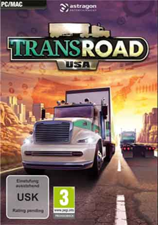 Official TransRoad: USA (PC)