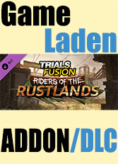 Official Trials Fusion - Riders of the Rustlands (PC)