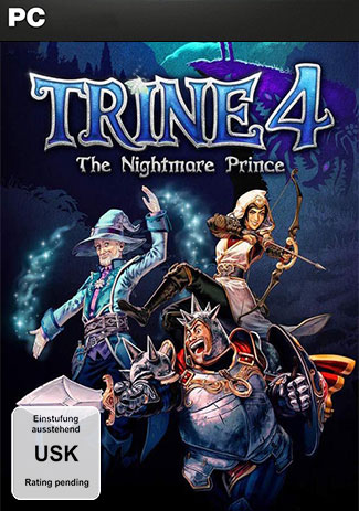 Official Trine 4: The Nightmare Prince (PC/EU)