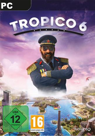 Official Tropico 6 (PC)