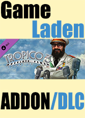 Official Tropico 3: Absolute Power (PC)