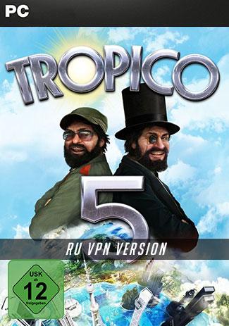 Official Tropico 5 (PC)
