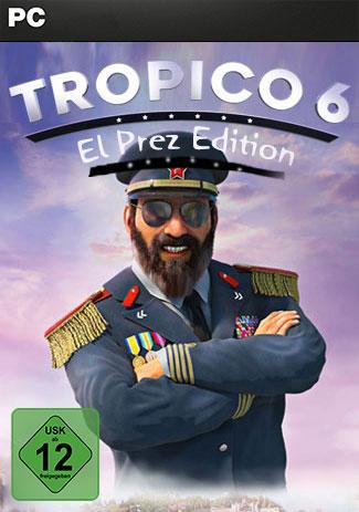 Official Tropico 6 El Prez Edition (PC/EU)