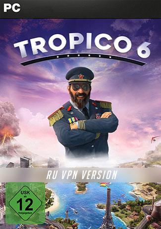 Official Tropico 6 RU Version (PC)