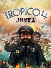 Official Tropico 4 DLC Junta (PC)