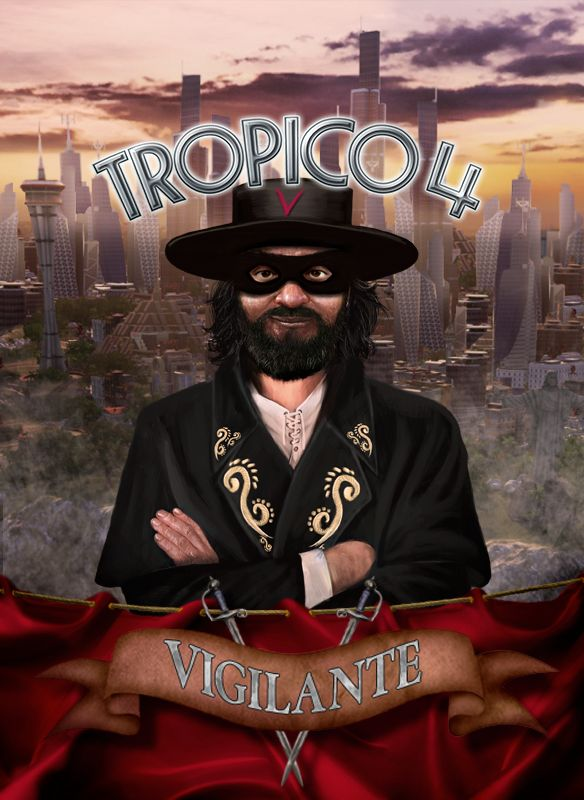 Official Tropico 4: Vigilante DLC (PC)