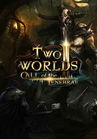 Official Two Worlds II - Call of the Tenebrae (PC)